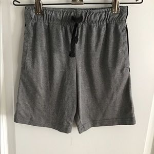 Jumping Beans - Boys Size 6 Athletic Shorts - Gray